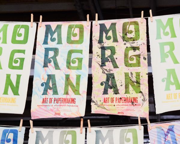 Morgan Conservatory Paper