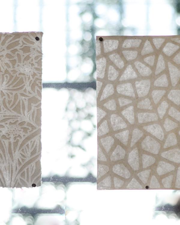 handmade paper watermarks